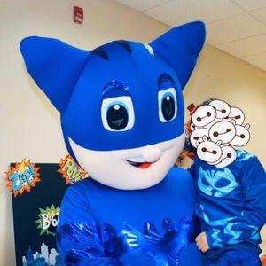 Pj Maxx cat boy costume men's large